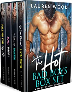 The Hot Bad Boys Box Set: A Bad Boy Romance Collection