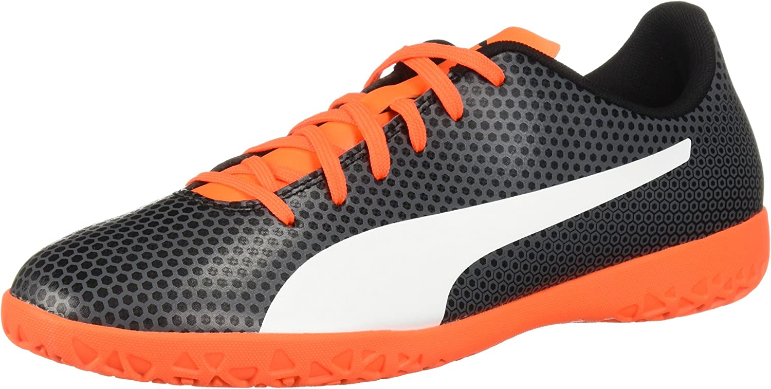 Max 41% OFF PUMA Men's All items free shipping Spirit Soccer-Shoe Trainer Indoor
