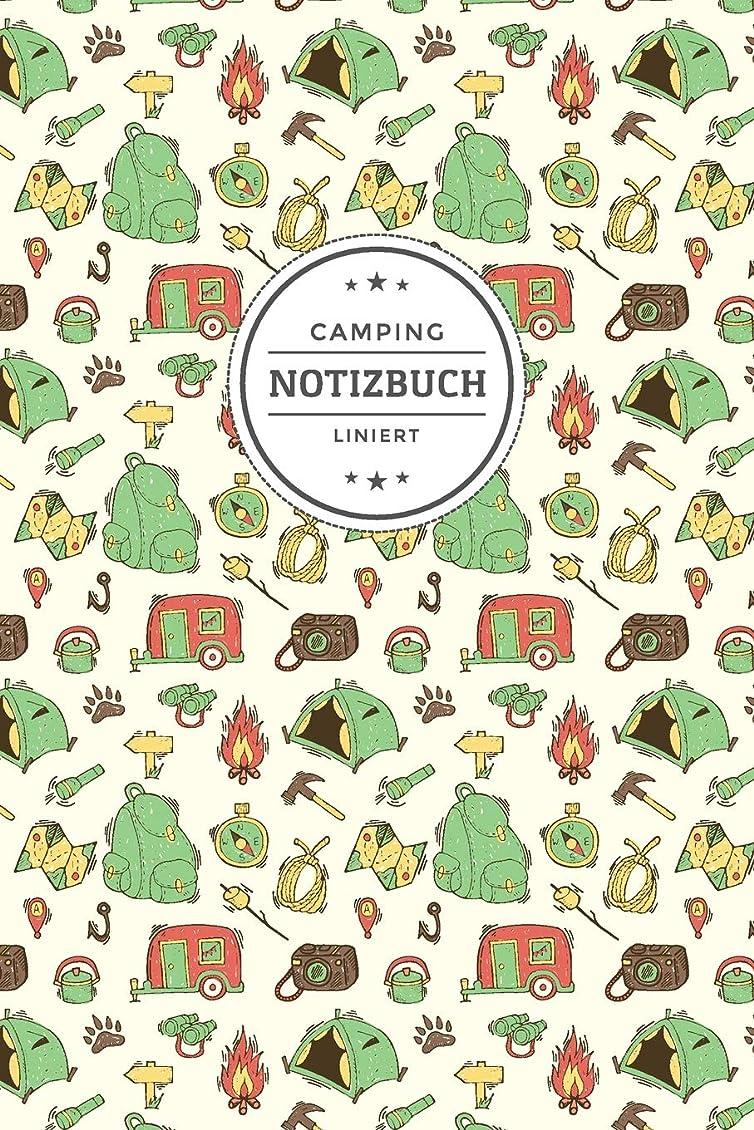 腹相続人レビューCamping Notizbuch Liniert: Fuer Camper, Abenteurer und Outdoor-Freaks   120 Seiten   Soft Cover