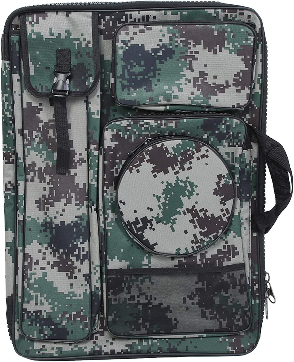 Artist trust Max 61% OFF Portfolio Backpack Waterproof Shoulder Art Carrying Case
