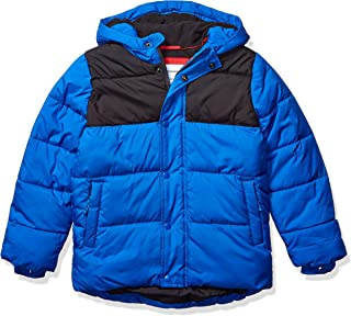 Boy's Heavy-Weight Hooded Puffer Coat