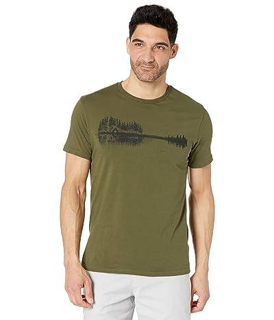 tentree Summer Guitar T-Shirt