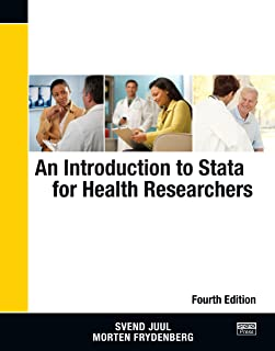 An Introduction to Stata for Health Researchers (English Edition)