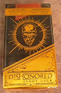 DISHONORED Tarot Deck GAME OF THE YEAR Edition (Game of Nancy)