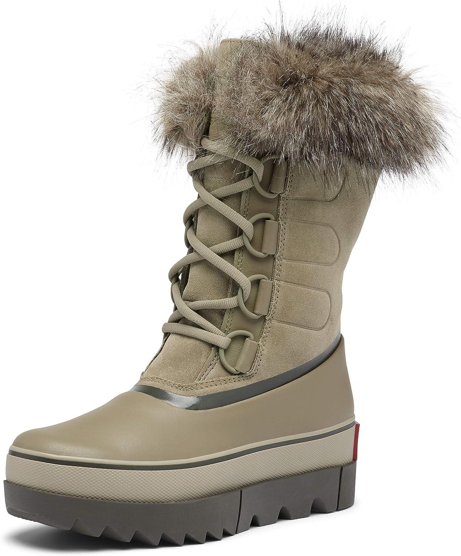 SOREL Women's Joan of Arctic Next Boot — Waterproof Leather & Suede Snow Boots