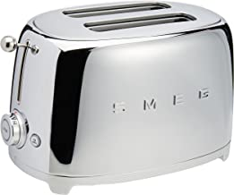 smeg toaster and kettle white