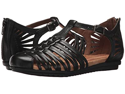 Rockport Cobb Hill Collection Cobb Hill Inglewood Hurache (Black Leather) Women