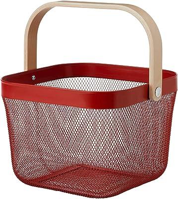 Digital Shoppy IKEA Basket (RED)