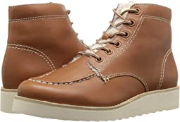 Nut/Dove San Remo Leather