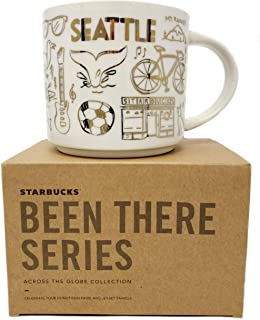 Starbucks Holiday/Christmas Been There Series - Seattle, WA Mug, 14 Fl Oz