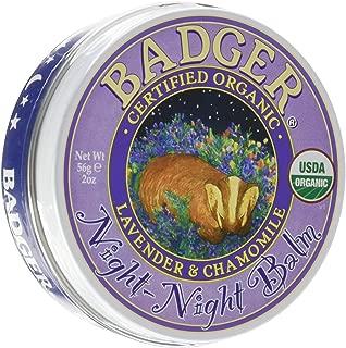 Best badger night balm Reviews