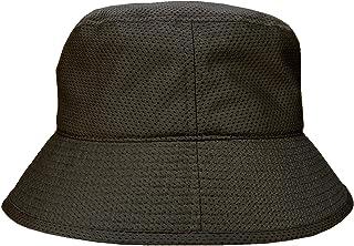 [ろしなんて工房] 帽子 バケットハット SP257 吸汗メッシュ215 大きいサイズOK [日本製]