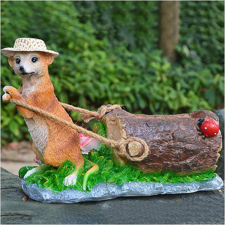 Shuihua Meerkat Garden Excellence Decoration Resin Statue Realistic Crafts Ultra-Cheap Deals