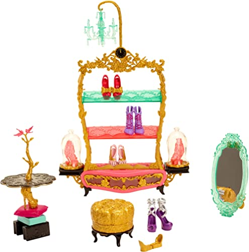Ever After High Book End Hangout Glass Slipper Shop Playset by Ever After High