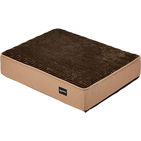 Amazon Basics Memory Foam Pet Bed