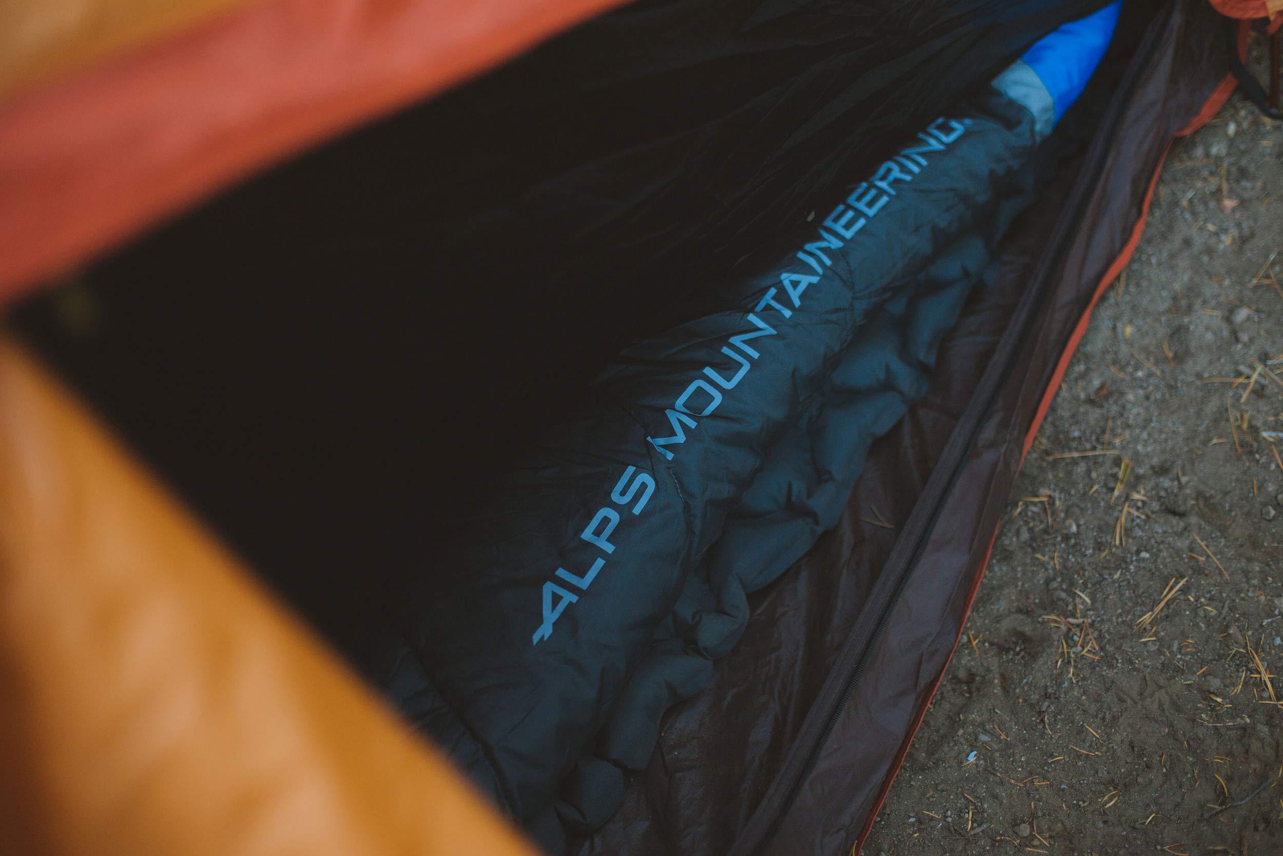 ALPS Mountaineering Alpes Alpinismo Aura 0 Grados Momia Saco de ...