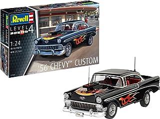 Revell 07663 1:24 `56 Chevy Custom Plastic Model Kit 1/24