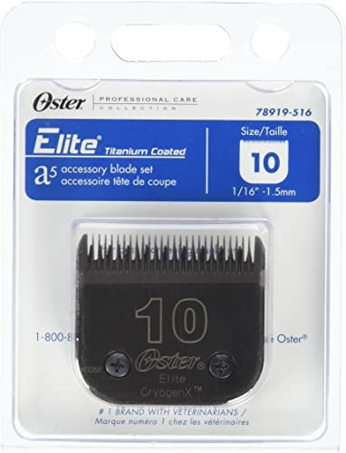 wholesale Oster Elite CryogenX Professional Animal Clipper Blade, outlet sale outlet online sale Size 10 (078919-516-005) sale