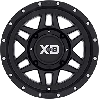 KMC XS228 Machete ATV Wheel - Satin Black [14x10] +0mm 4/156