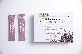 Hello Beautiful - Collagen & Multivitamin Powder (Wild Berry)