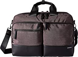 "17"" Lightweight Business Nylon - Large Laptop Bag"