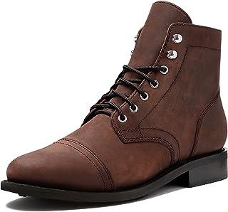 Thursday Boot Company - Stivaletto da donna con lacci, Marrone (Arizona Adobe), 43 EU