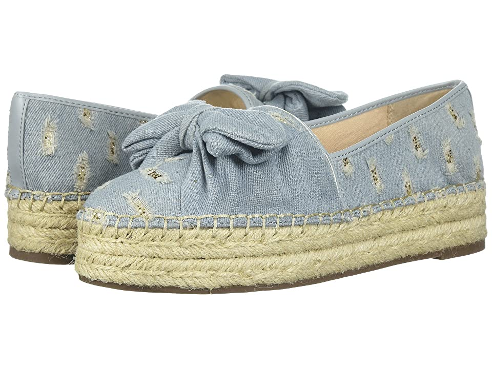 Circus by Sam Edelman Cali (Light Blue/Jute) Women