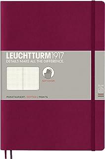 ロイヒトトゥルム ノート B5 ドット方眼 ソフトカバー ポートレッド 359673 正規輸入品