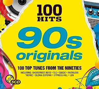 Best 100 hits 90s originals Reviews