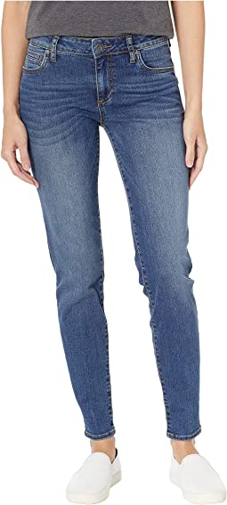 Diana Skinny Jeans in Meraki w/ Dark Stone Base Wash