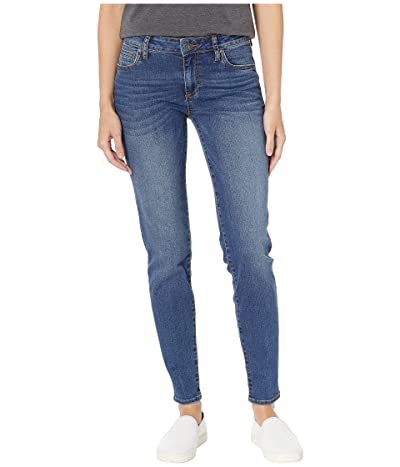 KUT from the Kloth Diana Skinny Jeans in Meraki w/ Dark Stone Base Wash (Meraki w/ Dark Stone Base Wash) Women