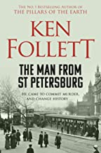 The Man From St Petersburg (English Edition)