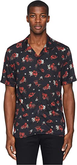 Hawaiian Flower Shirt