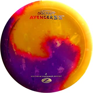 Discraft Avenger SS Elite Z Fly Dye Golf Disc