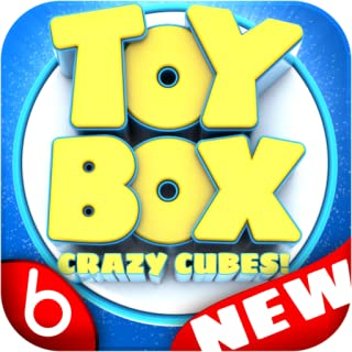 Toy Box Crazy Story - crush drop cubes puzzle game!