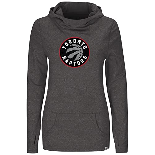 fe60b64c2ac0 Majestic NBA Women s We Play To Win Cowl Neck Hoodie
