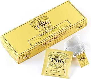 TWG Milk Oolong Teabags, 37.5 g