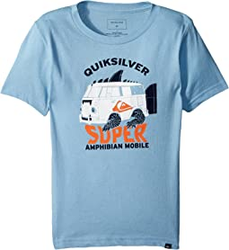 Quiksilver Kids - Amphibian Tee (Toddler/Little Kids)
