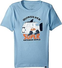 Quiksilver Kids Amphibian Tee (Toddler/Little Kids)