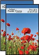 Best 40 x 55 poster frame Reviews