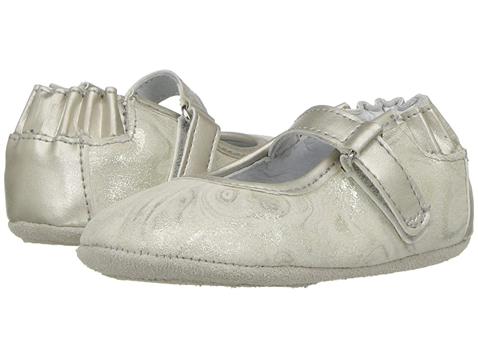 Robeez Shannon Mary Jane Mini Shoez (Infant/Toddler) (Gold) Girl