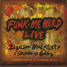 Funk Me Hard- Live