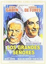 Los Grandes Señores (Import Movie) (European Format - Zone 2) (2008) Jean Gabin; Louis De Funès; Madeleine