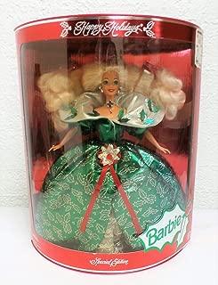 Best 1995 happy holidays barbie Reviews