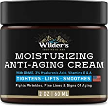 Men's Face Cream Moisturizer – Anti Aging Facial Skin Care – Made in USA..