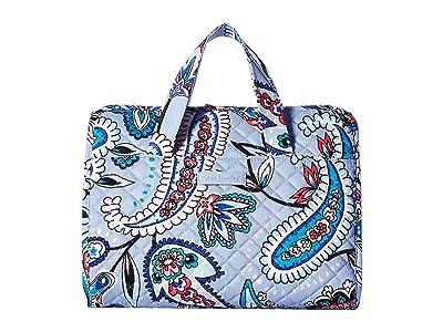 Vera Bradley Iconic Hanging Travel Organizer (Makani Paisley) Luggage