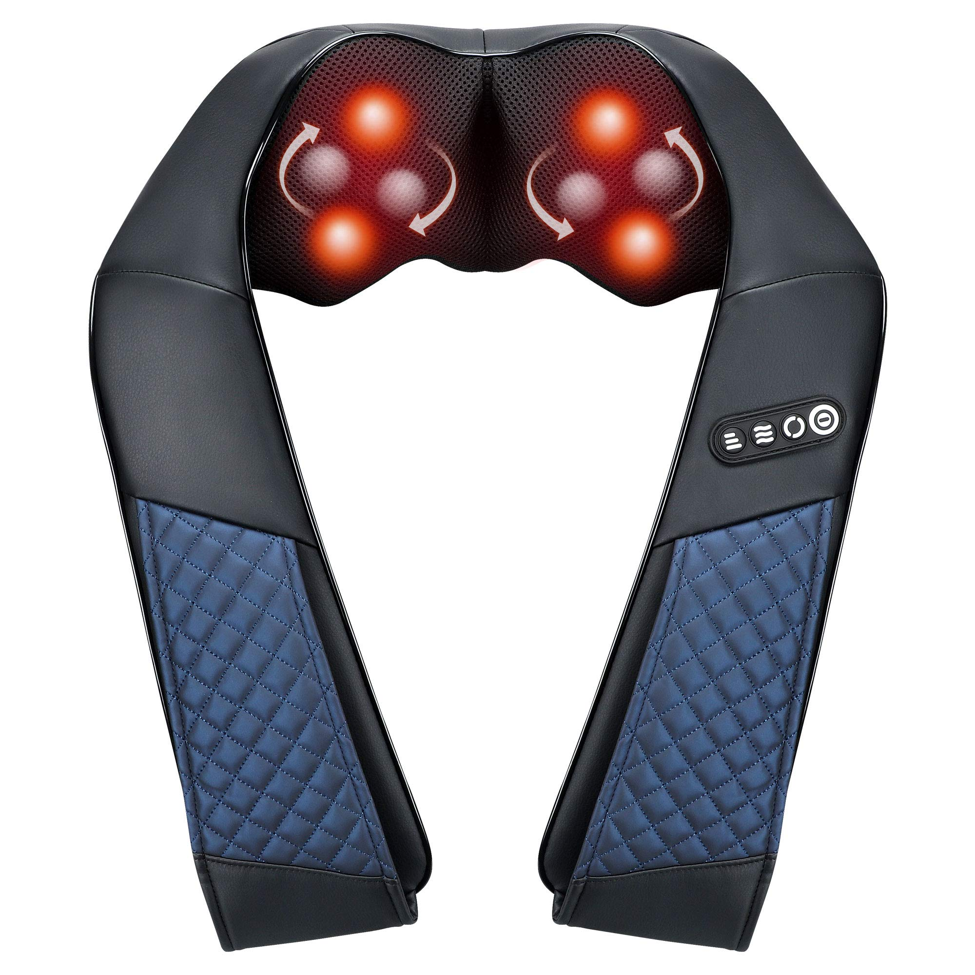 EAShuhe Neck Shoulder Massager Heat