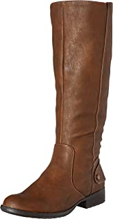 Women's Xandywc Riding Boot- Wide Calf