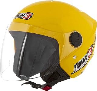 Pro Tork Capacete New Liberty Three 60 Amarelo