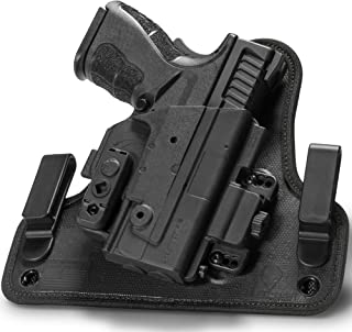 Alien Gear ShapeShift 4.0 IWB Holster for Concealed Carry - Custom fit to Your Gun (Select Pistol Size) – Right or Left Hand - Full Cant and Ride Height Adjustable - Made in The USA